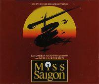Cover Musical - Miss Saigon [Originele Nederlandse versie]